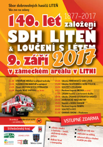 140 let SDH Liteň